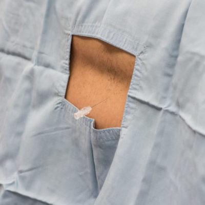 Paraspinal injections